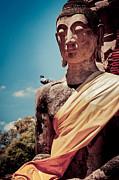 Fototrav Print - Buddha at Ayutthaya Thailand
