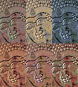 Cheryl Young - Buddha Panel