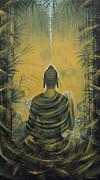 Buddha. Presence Print by Vrindavan Das