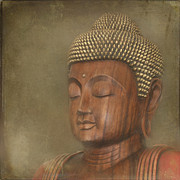 Honour Prints - Buddha Print by Sharon Mau