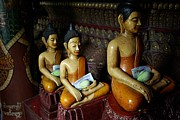 Andy Fletcher - Buddist Statues in Phnom...