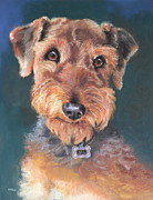 Tag Pastels - Buddy by Janice Harris