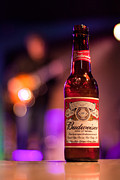 Cold Play Posters - Budweiser Blues Poster by Semmick Photo