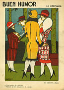 Featured Art - Buen Humor 1926 1920s Spain Cc by The Advertising Archives
