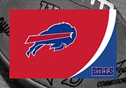 Buffalo Bills Prints - Buffalo Bills Print by Joe Hamilton