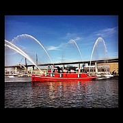 Mark Weber - Buffalo fireboat