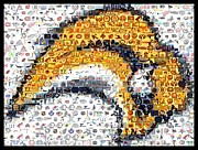 Paul Van Scott - Buffalo Sabres NHL mosaic