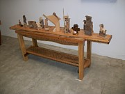 Featured Sculptures - Buffet Table by Angus MacIver