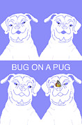 Chris Goulette - Bug on a Pug