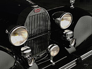 Curt Johnson - Bugatti Type 57 Black...