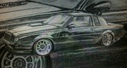 Frankie Thorpe Art - Buick grand national by Frankie Thorpe
