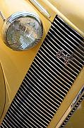 Yellow Photos - Buick8 by Rebecca Cozart