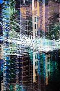 Building Boom Print by John Fish