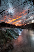 Bull Creek Prints - Bull Creek Austin TX Print by Preston Broadfoot