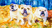Janine Hoefler - Bulldog Party