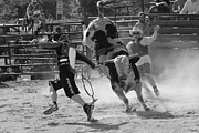 Rod Andress - Bullfighters vs Bull