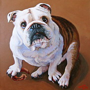 Bullie Prints - Bullie Print by Mandy Bing