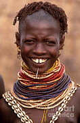 Art Wolfe - Bumi Woman Ethiopia