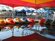 All - Bumper Boats by Kathy Dahmen
