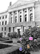Art Photography Prints - Bundesrat Germany Print by Art Photography