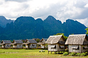 Christy Woodrow - Bungalows in Vang Vieng...
