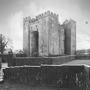 Old Digital Art - Bunratty Castle - Ireland by Mike McGlothlen