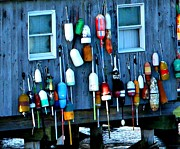 Barbara S Nickerson - Buoy Oh Buoy