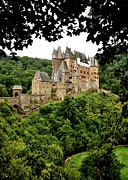 Germany Photo Originals - Burg Eltz by Matt MacMillan