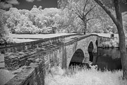 Battlefield Site Prints - Burnside Bridge 0239 Print by Guy Whiteley