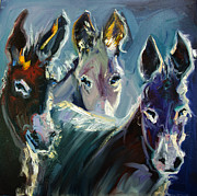 Diane Whitehead - Burro Three