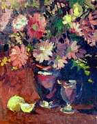 Dianne Panarelli Miller - Bursting Bouquet