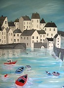 Trudy Kepke - Busy Harbour