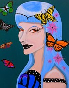 Mellany  Kettering - Butterfly girl