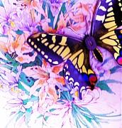 Anne-Elizabeth Whiteway - Butterfly Landing
