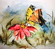 Mary Spyridon Thompson - Butterfly