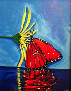 Tracey Bautista - Butterfly Reflection