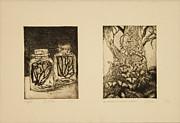 Butterfly Series Print by Katherine Puterka