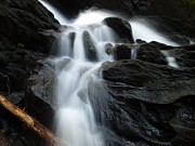 Buttermilk Photos - Buttermilk Falls by Frank Piercy