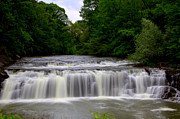 Buttermilk Falls Prints - Buttermilk Falls Print by Pat Marzinsky