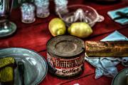 David Morefield - Butternut Cofee