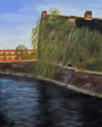 Linda Feinberg - By the canal - Leuven...