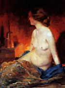 Stefan Kuhn - By the fireside