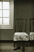 Interior Still Life Prints - By The Window Print by Margie Hurwich
