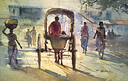 Mohan Watercolours - Bycycles