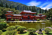 Eric Evans - Byodo-In Temple on the...