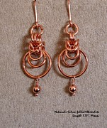 Wirework Jewelry - ByzantineLoops  98 by Jan  Brieger-Scranton