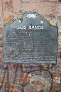 City Of San Juan Prints - CA-550 Los Banos Print by Jason O Watson