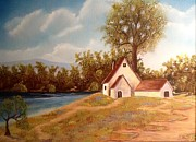 Tammy McEntire - Cabin By The River
