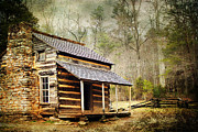Joan McCool - Cabin in the Smokies