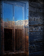 Cabin Window Framed Prints - Cabins Reward.. Framed Print by Al  Swasey